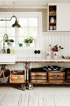 6 Boho kitchens perfect for a dreamy brunch