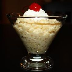 Tapioca Pudding -- my daughter's all-time favorite comfort food. I like this slow cooker version.