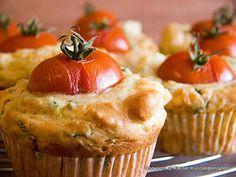Kräuter-Feta-Muffins   Kleiner Kuriositätenladen