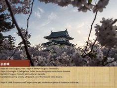 """Castello di Hirosaki. #HANAMI Sentimento del Giappone, presentazione della lecture sui Castelli e giardini del #Giappone a cura della Dott.ssa Francesca Meddi - Landscape designer """"Lefty Gardens"""" www.midec.org"""