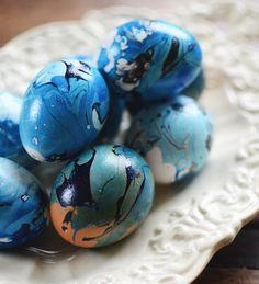 Last Minute Easter Eggs - Dream a Little Bigger