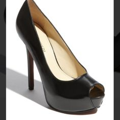 "Selling this ""Enzo Angiolini - Black Pump"" in my Poshmark closet! My username is: cjpodolsky. #shopmycloset #poshmark #fashion #shopping #style #forsale #Enzo Angiolini #Shoes"