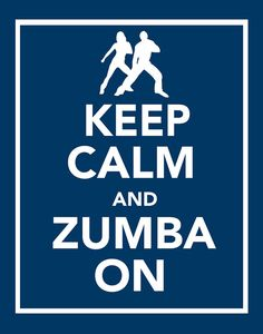 Discovered Zumba in The USA since then I can't stop anymore!