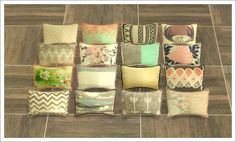 """Small Spaces Vol 4: """"Charlotte"""" Nursery Set (new objects) - Sims 4 Designs"""