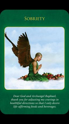 Tea total 7 months, non smoker 12 months! and taking my vitamins :) yay! Thank you Reiki & Archangel Raphael xx Angel Guidance, Spiritual Guidance, Archangel Prayers, Archangel Raphael, Life Affirming, Angel Cards, New Energy, Sobriety, Oracle Cards