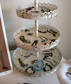 Craft Show - Bracelet Stand by wavecloud, via Flickr