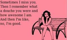 Yessss! #dating #ex #relationships