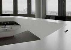 Inspiring Conference Table for Ernst
