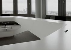 Inspiring Conference Table for Ernst