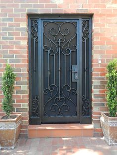 Delicieux Corsica   Wrought Iron Patio Security Doors   Model: FD0082 | Wrought Iron  Security Doors | Pinterest | Security Door, Wrought Iron And Patios