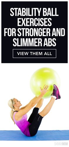 You don't need a fancy machine -- just a stability ball!