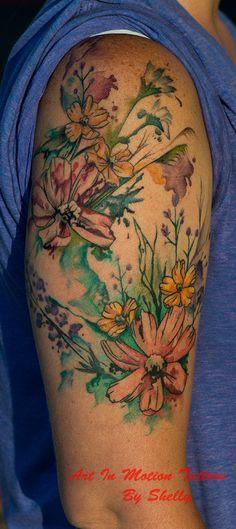 Bird 39 s nest tattoo tattoos i did pinterest nest for Art in motion tattoo
