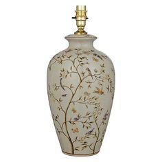 Buy India Jane Tree Of Life Urn Lamp Base Online at johnlewis.com