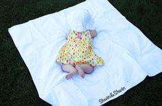 Shwin: Summer Breeze Baby Dress {Free PDF Pattern}