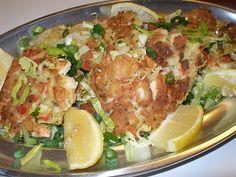 angel food garden: crab cakes