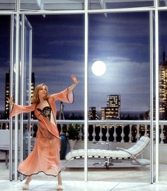 "Renée Zellweger en ""Abajo el Amor"" (Down With Love), 2003"