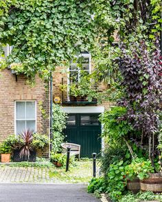 Mews in Pimlico, London