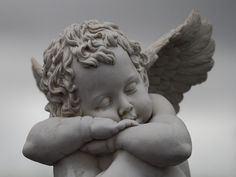 Stone cherub The topics inside The particular Prerequisite regarding Sculpture come forth at random, thrown Angels Among Us, Angels And Demons, Baby Engel Tattoo, Statue Ange, Cherub Tattoo, Cemetery Angels, Garden Angels, Angel Art, Renaissance Art