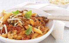 Quick Sausage Bolognese BBC Good Food   Recipes