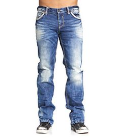 Affliction Clothing Blake Straight Fit Jeans   Dillard's Mobile