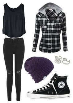 Cute emo outfits, hipster outfits for teens, tomboy outfits, teen outfi Hipster Outfits For Teens, Cute Emo Outfits, Teenage Outfits, Tomboy Outfits, Teen Fashion Outfits, Grunge Outfits, Trendy Outfits, Fall Outfits, Ladies Fashion
