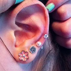Soo Cuteeeee Claires Ear