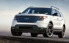 Ford Explorer. You can download this image in resolution 2560x1600 having visited our website. Вы можете скачать данное изображение в разрешении 2560x1600 c нашего сайта.