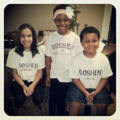 Goshen College, Future, T Shirt, Tops, Women, Fashion, Moda, Tee, Future Tense