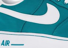huge discount 3e45b 727c5 Nike Air Force 1 Low – Tropical Teal – White – Wolf Grey Air Force 1