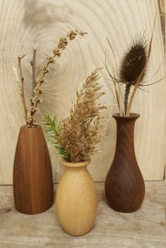 Weed pot Stick pot Dry flower vases Wood vases Miniature