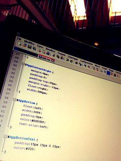 Piccola pausa e poi si riparte. #css #html #lunedi #webkitchen #Suggerisco