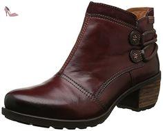 Pikolinos le Mans 838 I16, Bottes Classiques Femmes, Rouge (Arcilla), 37 EU - Chaussures pikolinos (*Partner-Link)