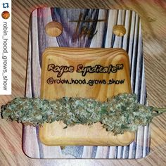 #Repost from @robin_hood_grows_show  Here we have a nice little nug of #incrediblebulk by #drkripplingseeds  dried and cured and ready for patients! Looking and smelling fantastic on my custom made @trerollingtrays   Grown exclusively in @botanicare #readygrowcoco with @foxfarmsoilandfertilizer nutrients & @mammothmicrobes #mammothp along with @houseandgardennutrients additives under @regentacoma 600w #hps & Kept pest free with @centralcoastgarden #greencleaner   For this and more great…