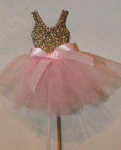 Ideas Para Fiesta con la Temática de Ballet                                                                                                                                                      Más