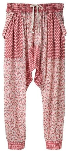 isabel marant pants. Can I just live in these, read books and drink tea all day???