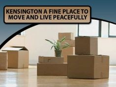 You can always depend on man and van Kensington services, for having your relocation done in the most cost-effective and comfortable way.