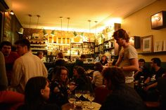 We pick the ten best places for a drink and a lively night out in the Gràcia area of Barcelona.