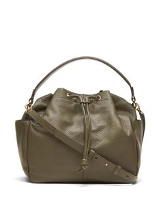 Our earthy toned carryall bag is aa definite outfit maker | Banana Republic