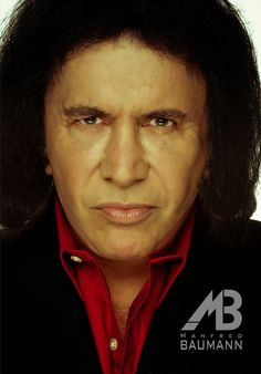 Gene Simmons - american rock singerphotographed in his mansion in Beverly Hills on january 30, 2012 © ManfredBaumann