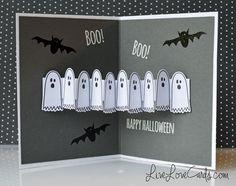 Project: Halloween Pop Up Card
