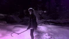 Jack Frost  + Elsa = Clarity Sometimes I forget how much I love Jack Frost...and then I see a beautiful fan video like this.