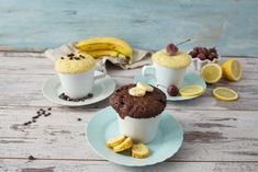 5 Minuten Tassenkuchen | BACKEN MIT GLOBUS & SALLYS WELT #49