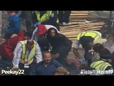 The Boston Bombing Hoax Conspiracy best videos photos & analysis proving it was fake trickery - YouTube