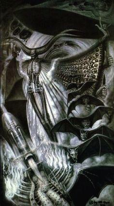 Ганс Руди Гигер: Dead Star