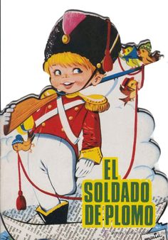Maria Pascual - The lead soldier