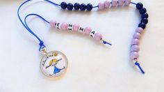 20er Rechenkette mit Namen, Mädchen, Zählkette, Einschulung, Schultüte (R12)