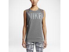 Nike Sleeveless Graphic Fleece Women's Training Sweatshirt