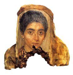 Retratos de Al Fayum