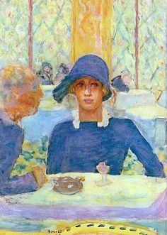 At The Casino - Pierre Bonnard