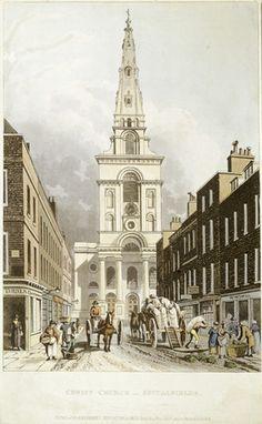 Christ Church - Spitalfields: 1815